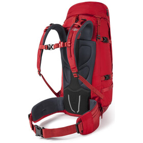 Lowe Alpine Mountain Ascent 40:50 Backpack Men Haute Red